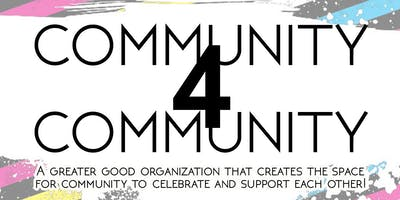 A Kickoff Celebration for Community4Community!