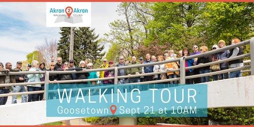 Goosetown Walking Tour
