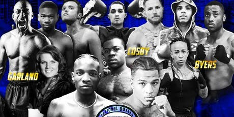 Vegas Grand Boxing Promotions Live Pro Boxing Event 9/21/19 tickets