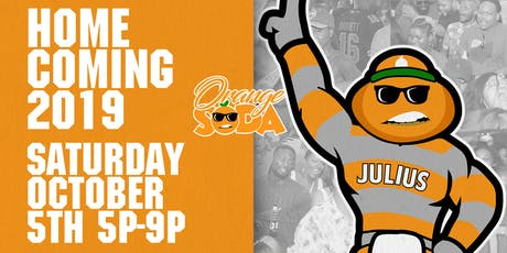 ORANGE SODA: 2000s Hip Hop and R&B Homecoming Edition tickets