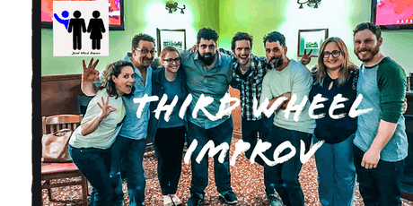 Third Wheel Improv - Fall Into Improv  tickets