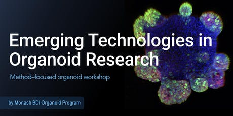 Emerging Technologies in Organoid Research tickets