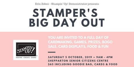 Stamper's Big Day Out tickets