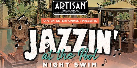 Jazzin at the Pool tickets
