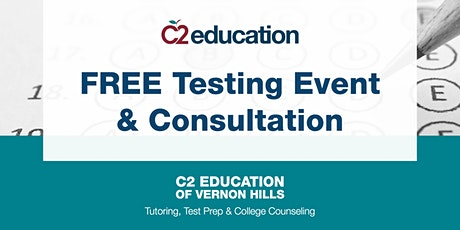 C2 Education - Free Testing Event & Consultation tickets