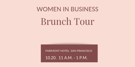 Women in Business Brunch Tour | San Francisco tickets
