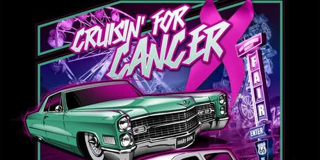 Cruisin' For Cancer 6 tickets
