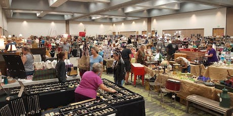 Tanners Marketplace Antiques, Collectibles and Crafts Show tickets