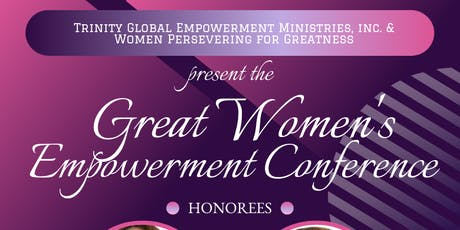 Great Women's Empowerment Conference tickets