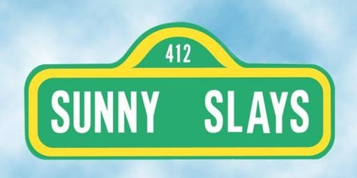 Sunny Slay: Sesame Street 50th Anniversary Fundraiser Brunch