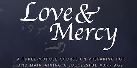 Love & Mercy: three-part course by Imam Zijad Delic tickets