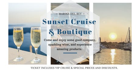 Sunset Cruise & Boutique tickets