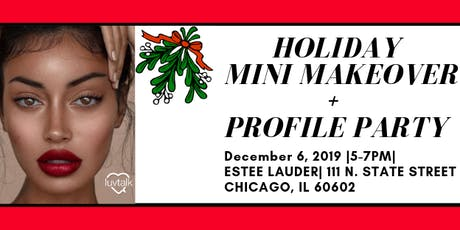 Holiday Mini Makeover & Profile Party tickets