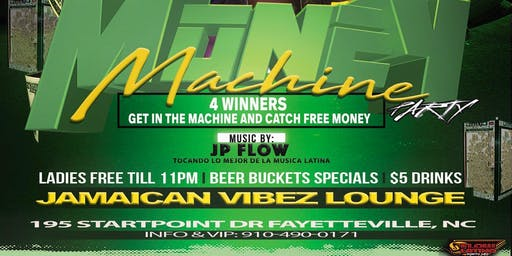 Money Machine Party