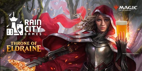 Throne of Eldraine Prerelease Party @ Rain City Games tickets