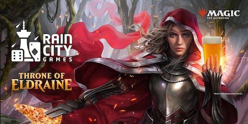 Throne of Eldraine Prerelease Party @ Rain City Games