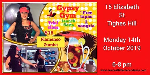 Gypsy Gym launch fiesta party