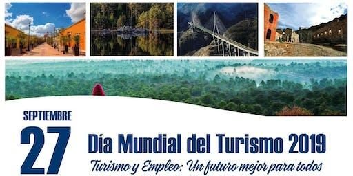 DIA MUNDIAL DEL TURISMO 2019  - DURANGO