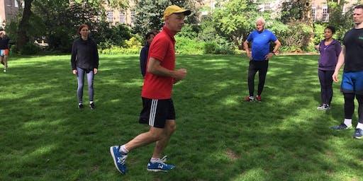 Art of Running Fall Clinic