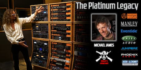 Platinum Hit Making w/ Audio Alchemist™ & Special Guest Michael James in SF tickets