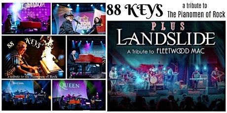 88 KEYS - a tribute to the Pianomen of Rock w/ Landslide - a Fleetwood Mac tickets