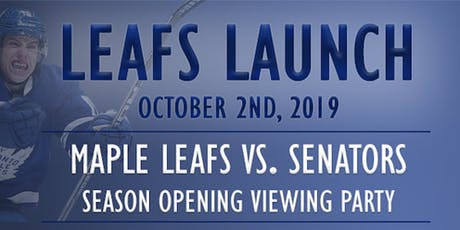 Leafs Launch tickets