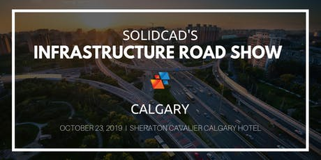 Infrastructure Road Show Series - Calgary tickets