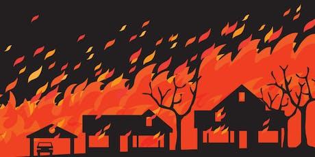 The New Bushfire Reality tickets