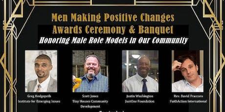 Men Making Positive Changes - Awards Ceremony & Ba tickets