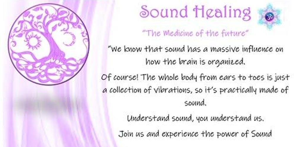 Sound Healing - The Medicine of the Future Tickets, Sun, 27