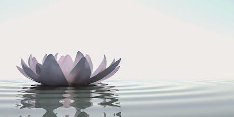 Le coeur...Lotus de l'amour - Découvre ton intensité pour mieux te réaliser tickets
