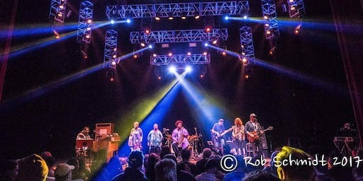 ZACH NUGENT BAND w/ COSMIC EVOLUTION IN BEND, OR - OCTOBER 15TH