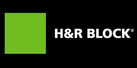 H&R Block Virtual Career Fair tickets