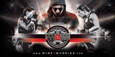 Wimp 2 Warrior Melbourne October Finale 2019 tickets