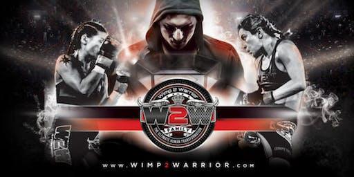 Wimp 2 Warrior Melbourne October Finale 2019
