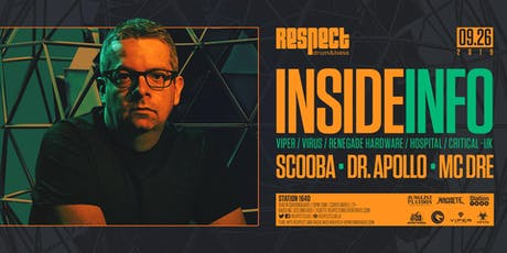 INSIDEINFO tickets