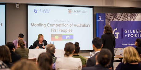 Mooting Competition of Australia's First Peoples 2019 tickets