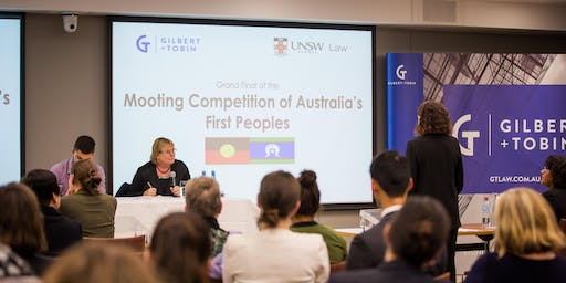 Mooting Competition of Australia's First Peoples 2019