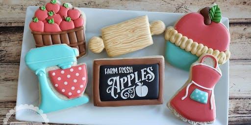 Orchard Bakery Beginner Cookie Class