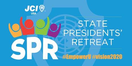 JCI USA 2020 State President Retreat tickets