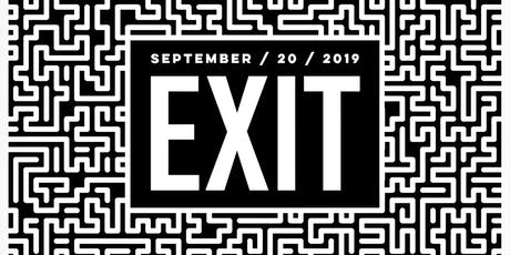 EXIT - Friday 9/20 at Bassment tickets