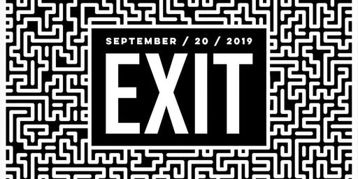 EXIT - Friday 9/20 at Bassment