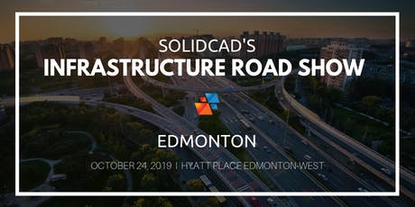 Infrastructure Road Show Series - Edmonton tickets