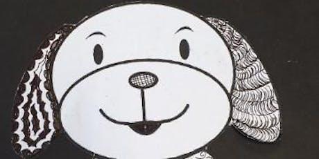 Children's Workshop Introduction to Zentangle tickets