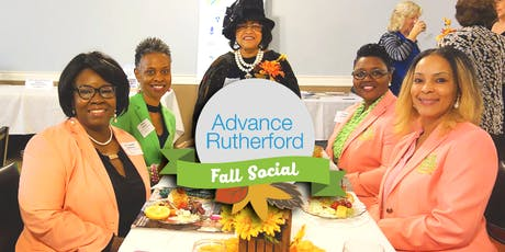 Advance Rutherford 2019 Fall Social tickets