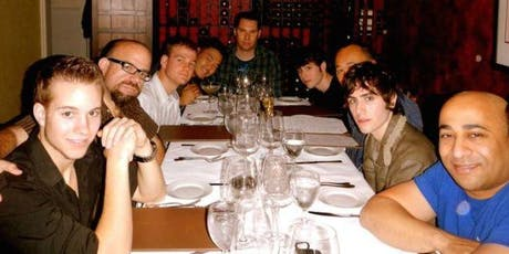 1st NYC Gay Men's Dinner tickets