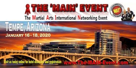 The-MAIN-Event.com 2020 tickets