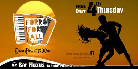 Forró For All - Free Forró Dance Classes tickets