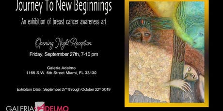 The Journey To New Beginnings Exhibition tickets