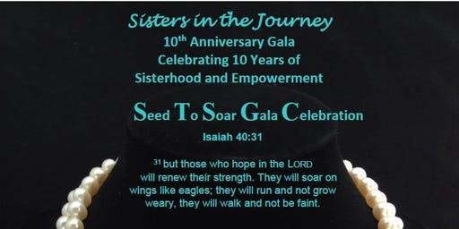 Sisters In The Journey 10th Anniversary Gala Fundraiser